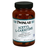 Twinlab Acetyl L-Carnitine 500mg (120 капс)