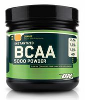 Optimum Nutrition BCAA 5000 powder (380 гр) - 40 порций