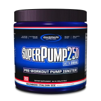 Gaspari Nutrition SuperPump 250 with DMAA (390 гр) с геранью