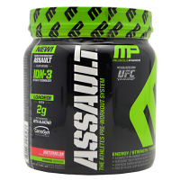 MusclePharm Assault NEW (435 гр) 30 порций