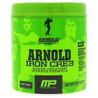 Musclepharm Iron CRE3 Arnold Series (127 гр)