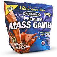 Muscletech 100% Premium Mass Gainer (5.4 кг)