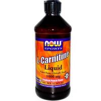 NOW L-Carnitine Liquid (473 мл)