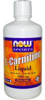 NOW L-Carnitine Liquid (946 мл)