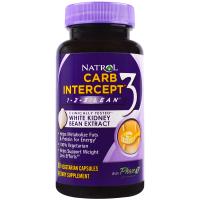 Natrol Carb Intercept 3 (60 кап)