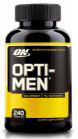 Optimum Nutrition OPTI-MEN (240 таб)
