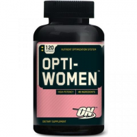 Optimum Nutrition Opti-women (120 капс)