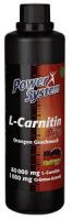 Power System L-Carnitin Fire с зеленым чаем (500 мл)