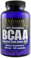 Ultimate Nutrition BCAA 500 mg