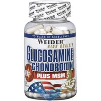 Weider Glucosamine + Chondroitin plus MSM (120 капс)