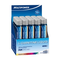 Multipower L-Carnitine Liquid Forte 1800 mg (20амп)