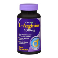 Natrol L-Arginine 1000mg
