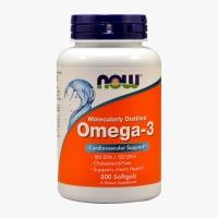 NOW Omega-3 1000mg (100 капс)