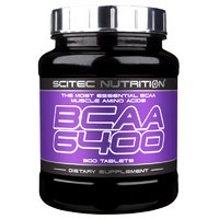 Scitec Nutrition BCAA 6400 (125 капс / 375 капс)