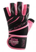 Перчатки для фитнеса женские PS-2710 Rebel Girl