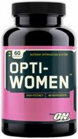 Optimum Nutrition Opti-women (60 капс)