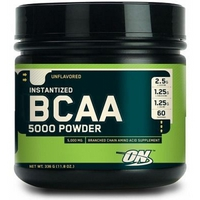 Optimum Nutrition BCAA 5000 powder (336 гр) - 60 порций