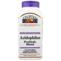 21st Century Acidophilus Probiotic Blend