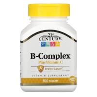 21st Century B Complex Plus Vitamin C
