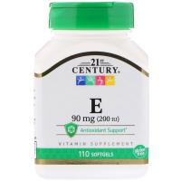 21st Century E 90 mg (200 IU)
