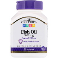 21st Century Fish Oil 1000 mg
