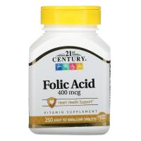 21st Century Folic Acid 400 mcg