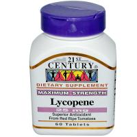 21st Century Lycopene 25 mg