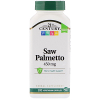 21st Century Saw Palmetto 450 mg