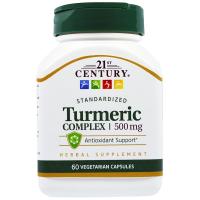 21st Century Turmeric Complex 500 mg