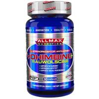 ALLMAX Nutrition Yohimbine+ 3.5 mg