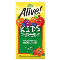 Nature's Way Alive! Kid's Chewable Multivitamin