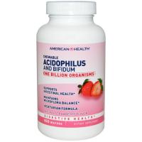 American Health Acidophilus and Bifidum