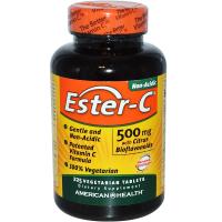 American Health Ester-C 500 mg with Citrus Bioflavonoids