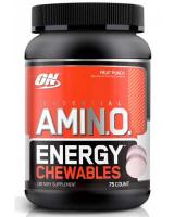 Optimum Nutrition Amino Energy Chewables (75 табл.)