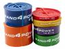 BAND4POWER Комплект из 6 резиновых петель