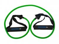 BAND4POWER Трубчатый эспандер слабая нагрузка (зеленый)