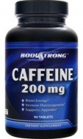 Body Strong Caffeine 200mg