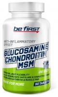 Be First Glucosamine + Chondroitin + MSM
