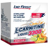 Be First L-carnitine 3300 (20 питьевых ампул)