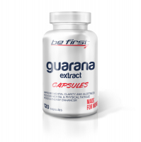 Be Fist Guarana extract