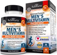 BioSchwartz Advanced Formula Men's Multivitamin