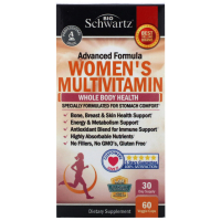 BioSchwartz Advanced Formula Women's Multivitamin