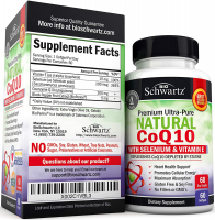 BioSchwartz Natural CoQ10 200 mg