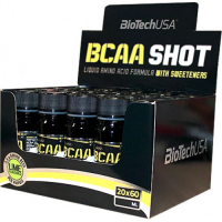 BioTech BCAA Shot (20 шт по 60 мл)