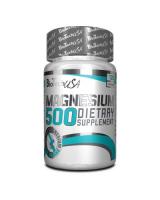 BioTech Magnesium 500 (120 капс)