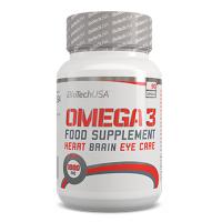 BioTech Omega 3 (90 капс)