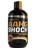 BioTech USA AAKG Shock Extreme (500 мл)