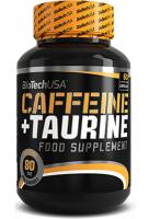BioTech USA Caffeine + Taurine (60 капс)