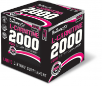 BioTech USA L-Carnitine 2000 mg (20 x 25 мл)