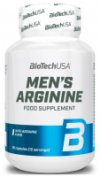 BioTech USA Men's Arginine
